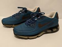 Nike Air Max 90 360 Brown/Blue Men's Size 11.5 Rare