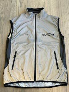 Proviz Reflect360 Womens Performance Athletic Cycling/Running Vest Size UK 10