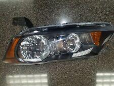 2012 Honda Accord Left headlamp