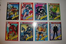1990 MARVEL UNIVERSE SERIES 1 SINGLE CARDS  NEAR MINT/MINT