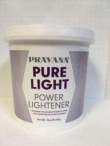 PRAVANA PURE LIGHT POWDER LIGHTENER - 24oz LARGER SIZE