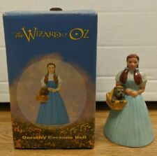 The Wizard of Oz Dorothy Ceramic Bell 1998 Wb store 091019Dbt4