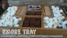 S'mores Wooden Tray Bar