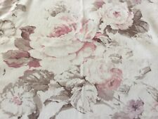 PRETTY COUNTRY CURTAINS SOFT PASTEL 2PC VALANCE JABOT/SWAG, CHIC&SHABBY
