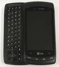 LG Ally VS740 - Black ( Verizon ) Slider Full Keyboard Smartphone