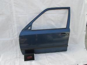 1986 Mercedes-Benz 300E - Front Left Door Shell - 1247202505 - Paint Chips