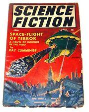 Science Fiction Magazine Vol. II, #3, January 1941