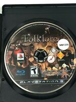 Folklore for PlayStation 3 PS3 Game Disc Only