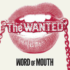 The Wanted : Word of Mouth CD (2013)