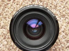 Canon Zoom EF lens 35-70mm F:3.5-4.5 TESTED cap MINTISH EOS R 90D M6 5D Ra 7D T5