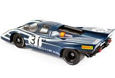 Porsche 917k 1970 Norev Blu 1:18