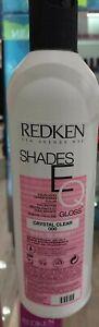 Redken Shades EQ Demi Permanent Hair Colour Crystal Clear unpigmented version