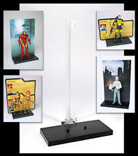 ACTION FIGURE DISPLAY STAND SYSTEM 4-inch Star Wars GI Joe Marvel Universe DC