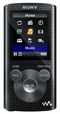 Sony Walkman NWZ-E385 Black 16GB Walkman MP3 Player UD Unit/ Generic USB Only