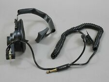 Vintage Audiosears Push Button Telephone Reciever With 2 Prong cable 396A