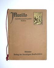 Murillo doce Grabados el grandes Master Munich Editorial los institutos de arte