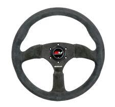 Motamec Semi Dish Steering Wheel 350mm - Grey