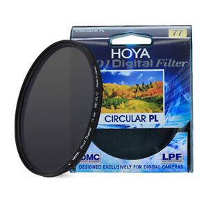 HOYA 77mm Pro1 CPL Digital CIRCULAR Polarizer Camera Lens Filter for SLR Camera