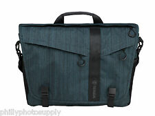 Tenba Messenger DNA 15 BAG COBALT Camera Bag > Quick Access to your gear fast!