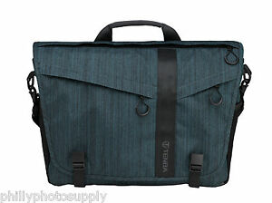 Tenba Messenger DNA 15 Camera / Laptop Rapid Access Shoulder Bag (Cobalt)