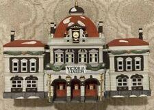"Dept. 56 Dickens Village ""Victoria Station"""