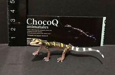 Kaiyodo Animatales Choco Q Series 8 Spotted Long Tail Gecko Lizard A Figure