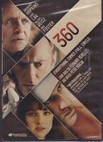 Brand New 360 DVD 2012 Anthony Hopkins Rachel Weisz Jude Law Fast Shipping