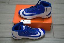 Nike Huarache 2KFILTH Keystone Blue Mid Baseball Cleats Mens Size 10 807141-417