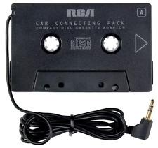 Cassette Adapter Mp3/Cd/Dvd Music Receiver Decks Audio Cassette Black