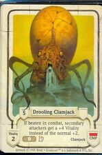 GUARDIANS CCG DROOLING CLAMJACK VO COMMON