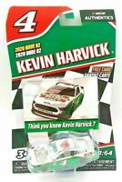NASCAR Authentics 1:64 Die Cast 2020 Wave 2 Kevin Harvick #4 Hunt Pizza