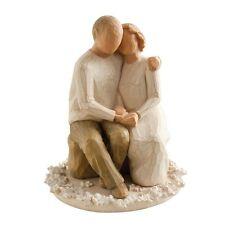 Willow Tree Anniversary Cake Topper Kuchenfigur Figur Skulptur  Neu