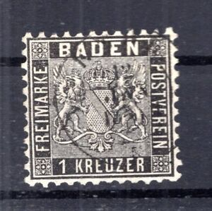 Baden 13 Luxury Postmarked BPP (B3930