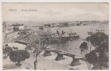 Malta postcard - Malta - Grand Harbour