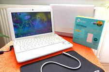 Medion Akoya E1210 l 10 Zoll l 1TB NEU l AKKU NEU l Windows 7 NEU Netbook weiss