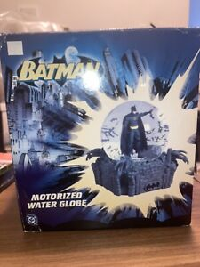 Batman Motorized Water Globe