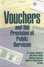 Vouchers and the Provision of Public Services by