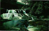 Vintage Postcard - The Falls At moore's Bridge Catskill New York NY #1815