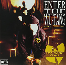 Wu-Tang Clan-Enter The Wu-Tang  VINYL NEW