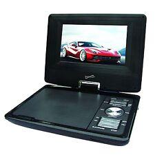 "SUPERSONIC SC-257 7"" Portable DVD/CD/MP3 Player +Digital TV Tuner +USB/SD Inputs"