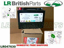 Genuine OEM Charging & Starting Systems for Land Rover Range Rover