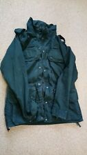 Original Arktis black police security jacket coat size S small