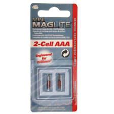 2er Pack mini Maglite lámpara de reemplazo para Maglite con 2-celdas AAA