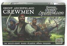 Frostgrave Ghost Archipelago FGAP01 Crewmen (20 Plastic Figures) Warriors Crew