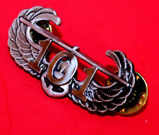 Air Assault Wing Badge Army Military 101st Airborne Infantry Pin Hat Rare