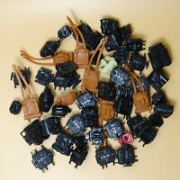 "random lot of 30  for 3.75"" GI Joe Cobra figure's  Accessories Weapon pack bag"