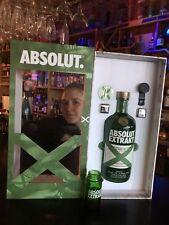 Absolut Vodka Extrakt CHINA Gift Set Box, Without Absolut Extrakt Bottle