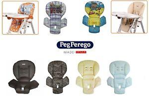 PEG PEREGO PRIMA PAPPA Rivestimento Imbottitura PVC ORIGINALE SEGGIOLONE -nuovo-