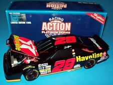 Dale Jarrett 1995 Texaco Havoline #28 Ford 1/24 Skybox Vintage NASCAR Diecast