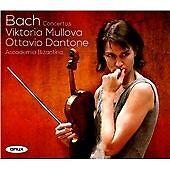 Bach: Concertos (Viktoria Mullova), Accademia Bizantina,Viktoria Mul, Audio CD,